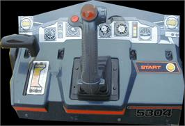 Arcade Control Panel for Thunder Blade.