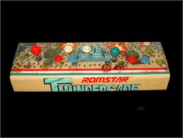 Arcade Control Panel for Thundercade / Twin Formation.