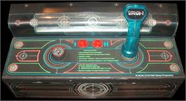 Arcade Control Panel for Tron.