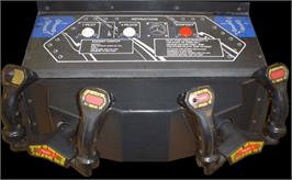 Arcade Control Panel for Two Tigers.