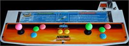 Arcade Control Panel for Virtua Athletics / Virtua Athlete.