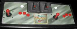 Arcade Control Panel for Virtua Fighter Remix.