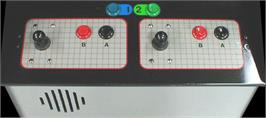 Arcade Control Panel for Vs. T.K.O. Boxing.