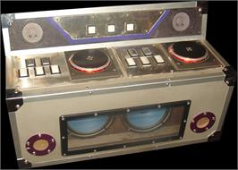 Arcade Control Panel for beatmania 5th MIX.