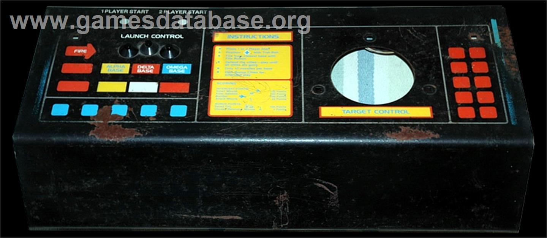 Missile Command - Arcade - Games Database