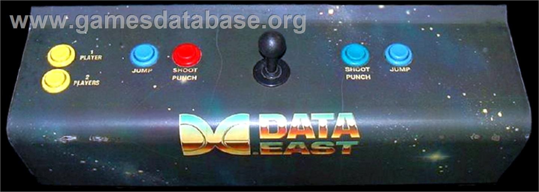 Arcade Control Panel for Robocop.
