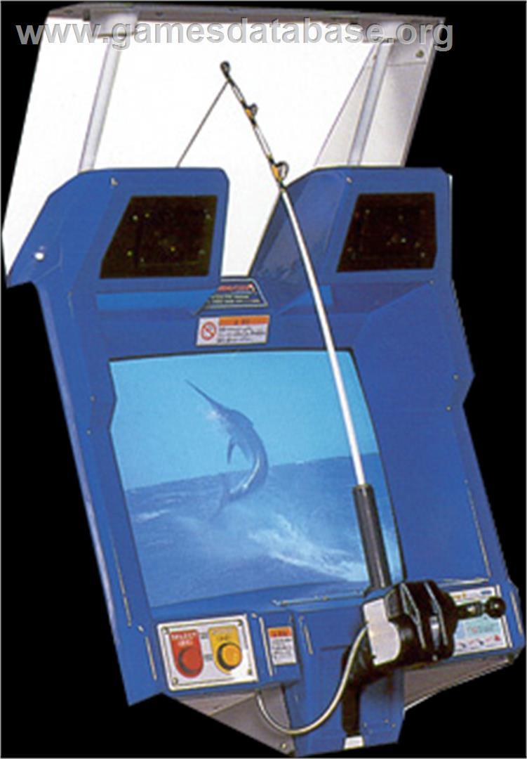 Sport fishing 2 arcade games database for Arcade fishing games