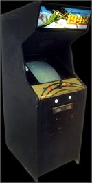 Arcade Cabinet for 1942.