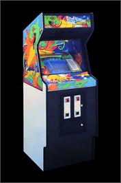Arcade Cabinet for 800 Fathoms.