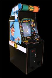 Arcade Cabinet for APB - All Points Bulletin.