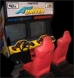 Arcade Cabinet for Ace Driver.