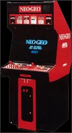 Arcade Cabinet for Aero Fighters 3 / Sonic Wings 3.