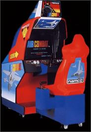 Arcade Cabinet for Air Combat.