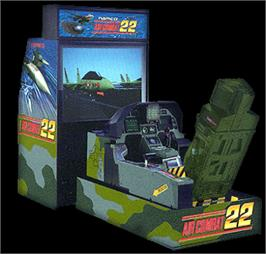 Arcade Cabinet for Air Combat 22.