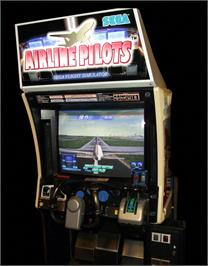 Arcade Cabinet for Airline Pilots.