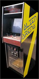 Arcade Cabinet for Alien Arena.