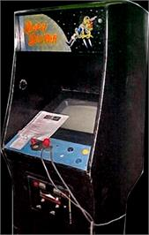 Arcade Cabinet for Alien Sector.