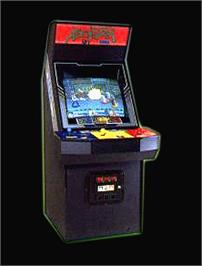 Arcade Cabinet for Alien Storm.