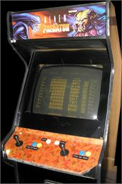 Arcade Cabinet for Alien vs. Predator.