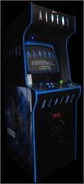 Arcade Cabinet for Aliens.