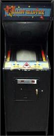 Arcade Cabinet for Alley Master.