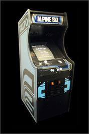 Arcade Cabinet for Alpine Ski.