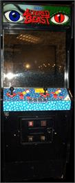 Arcade Cabinet for Altered Beast.