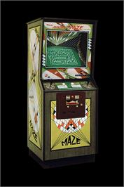 Arcade Cabinet for Amazing Maze.