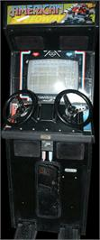 Arcade Cabinet for American Speedway.