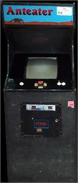 Arcade Cabinet for Anteater.