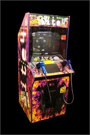 Arcade Cabinet for Area 51: Site 4.