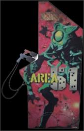 Arcade Cabinet for Area 51 / Maximum Force Duo.