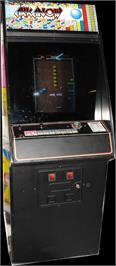 Arcade Cabinet for Arkanoid.