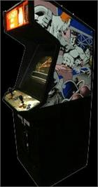 Arcade Cabinet for Art of Fighting / Ryuuko no Ken.