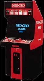 Arcade Cabinet for Art of Fighting 2 / Ryuuko no Ken 2.