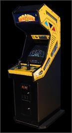 Arcade Cabinet for Assault.