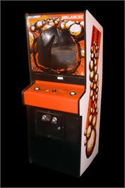 Arcade Cabinet for Avalanche.