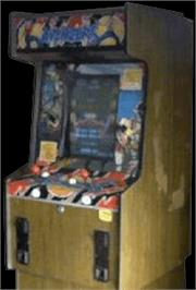Arcade Cabinet for Avengers.