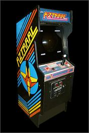 Arcade Cabinet for Aztarac.