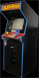 Arcade Cabinet for B.Rap Boys.