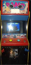 Arcade Cabinet for Bang!.