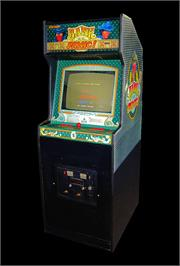 Arcade Cabinet for Bank Panic.