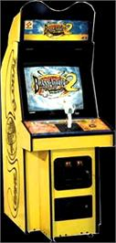 Arcade Cabinet for Bass Angler 2.