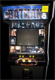 Arcade Cabinet for Batman.