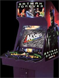 Arcade Cabinet for Batman Forever.