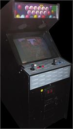Arcade Cabinet for Battle Balls.