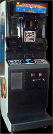 Arcade Cabinet for Battle Zone.