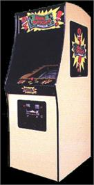 Arcade Cabinet for Big Bucks.