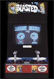 Arcade Cabinet for Blasted.
