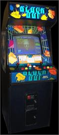 Arcade Cabinet for Block Out.